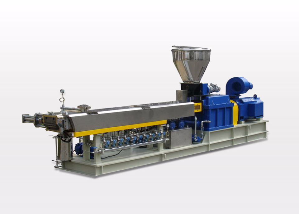 Counter-rotating Parallel Twin Screw Extruders | SUN LUNG Gear Works Co., Ltd.