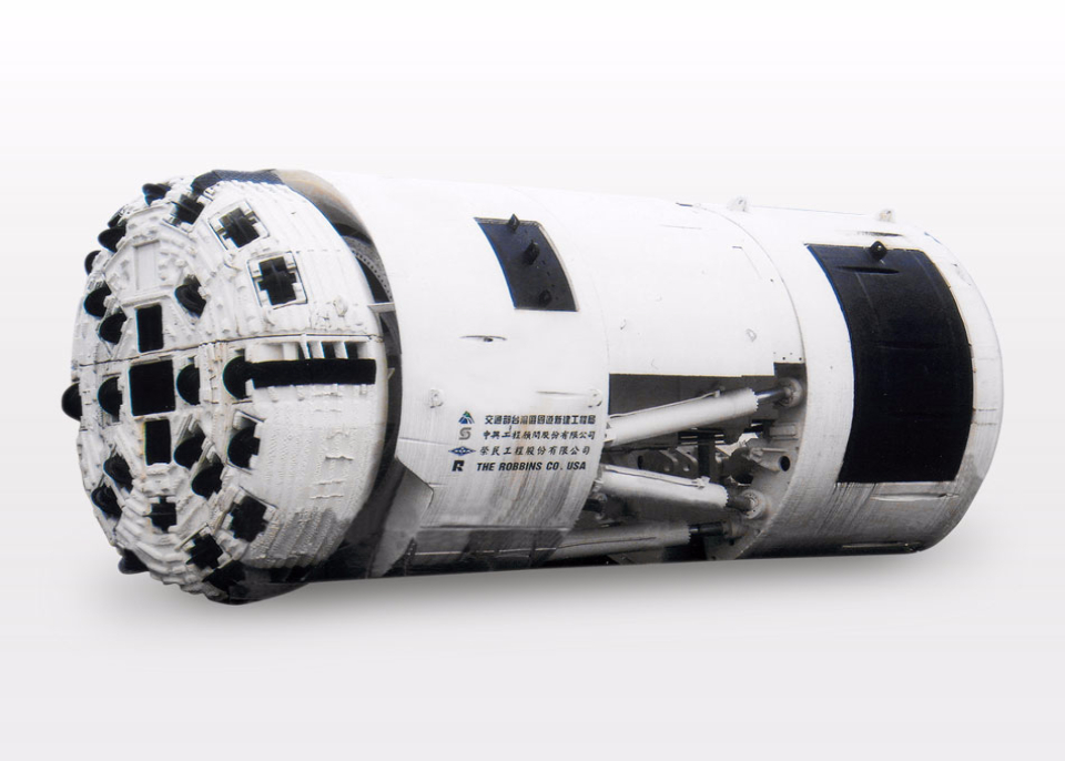 The gear reducer of Tunnel Boring Machine | Sun Lung Gear Works Co., Ltd.